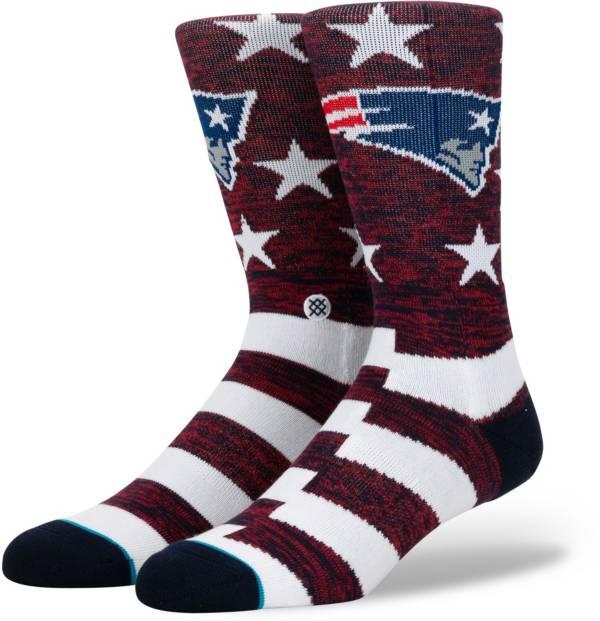 Stance Men's New England Patriots Banner Socks product image