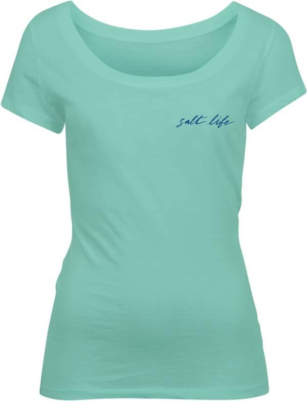 Salt Life Women's Good Times Scoop Neck T-Shirt product image
