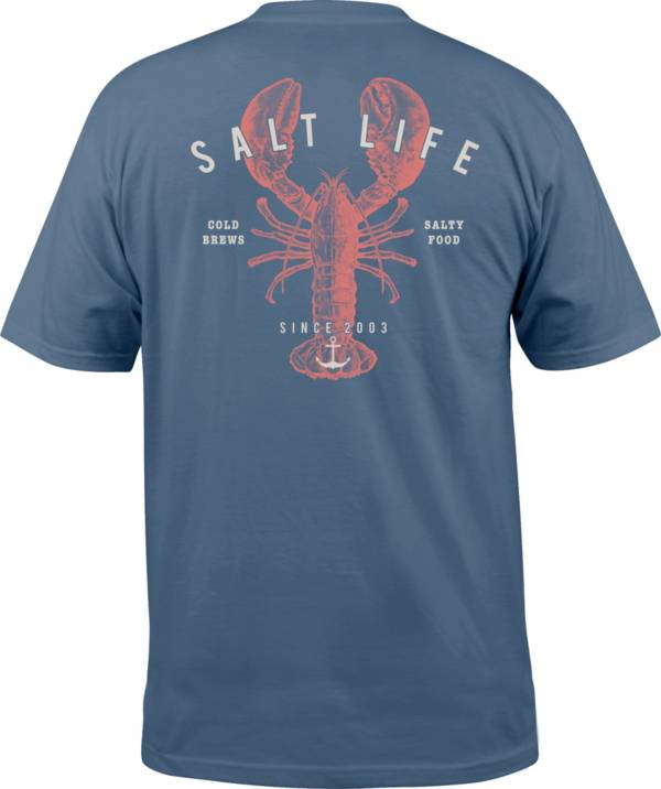 Salt Life Men's Lobster Shanty T-Shirt product image