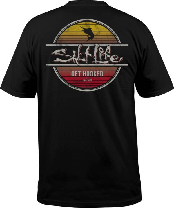 Salt Life Men's Marlin Hookup T-Shirt product image