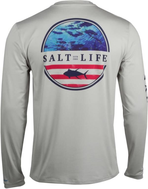 Salt Life Men's Respect Long Sleeve Performance Shirt product image