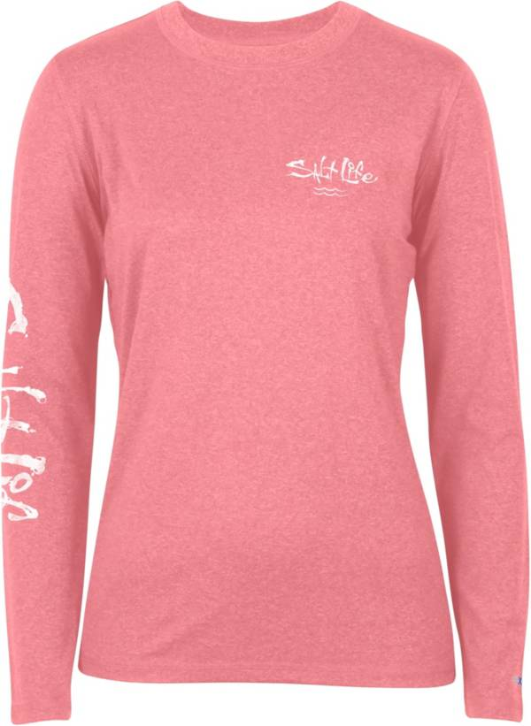 Salt Life Women's State of Mind Long Sleeve Shirt product image