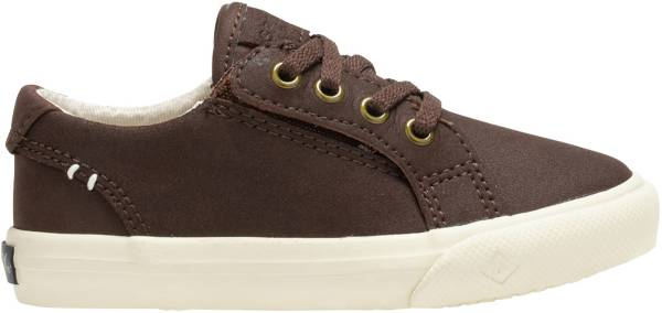 Sperry Kids' Striper II Jr. Leather Casual Shoes product image