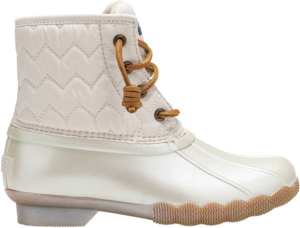 Sperry Kids' Saltwater Quilted Waterproof Duck Boots product image