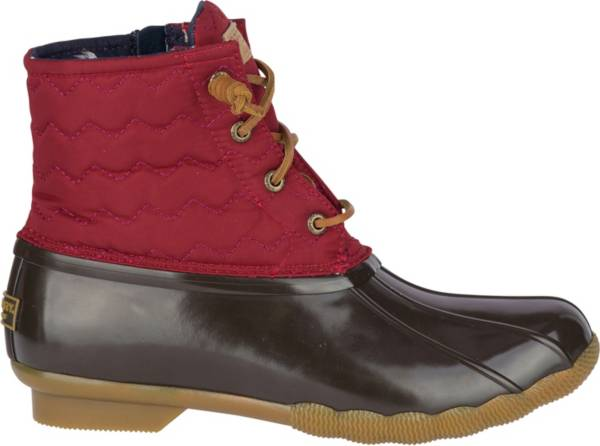 Sperry Women's Saltwater Quilted Waterproof Duck Boots product image
