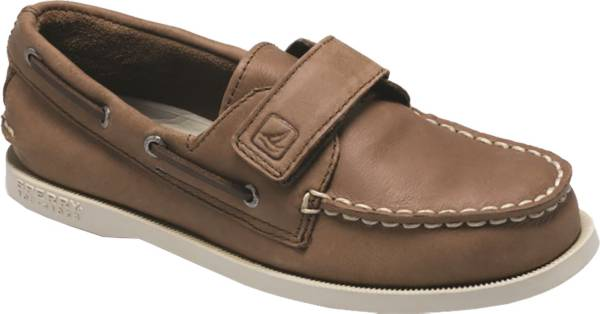 Sperry Kids' Authentic Original Hook-and-Loop Boat Shoes product image