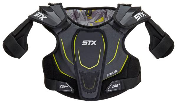 STX Men's Stallion 200+ Lacrosse Shoulder Pads product image