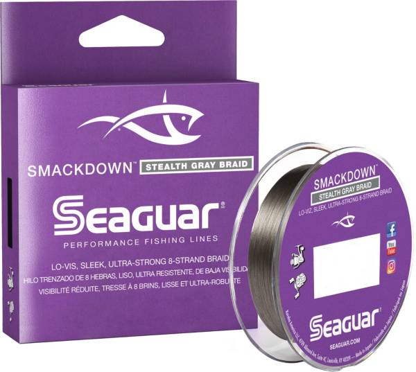 Seaguar Smackdown Braided Fishing Line product image