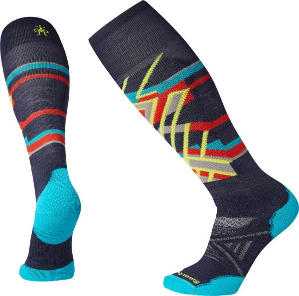 Smartwool Men's PhD Ski Medium Pattern Socks product image