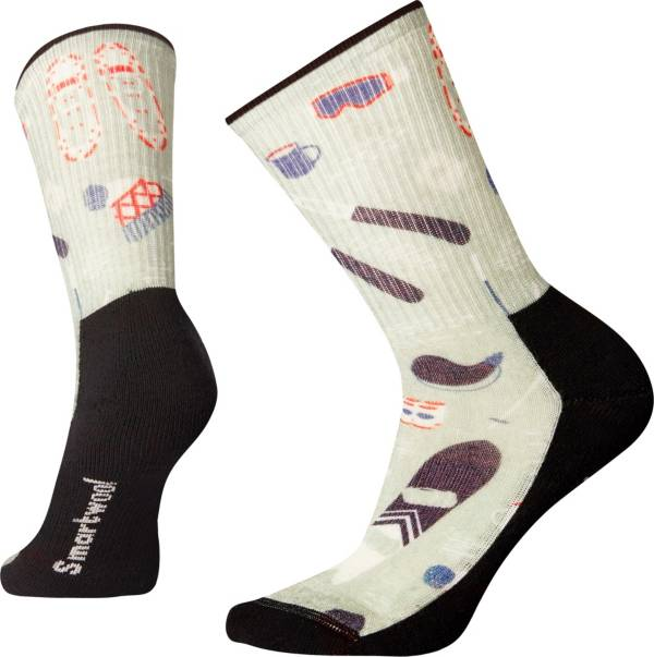 Smartwool Women's Hike Light Hut Trip Print Crew Socks product image