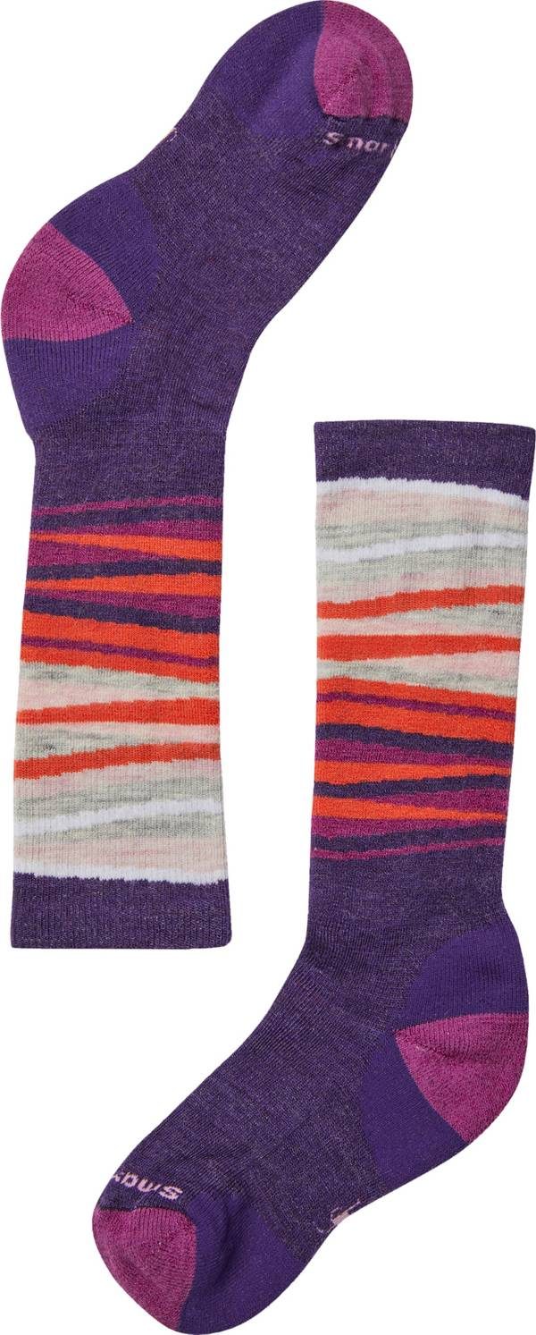 Smartwool Youth Wintersport Stripe Over-the-Calf Socks product image