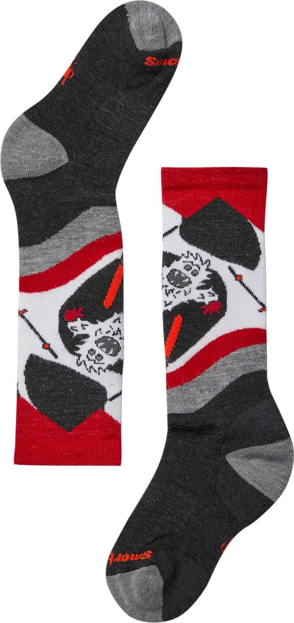 Smartwool Youth Wintersport Yo Yetti Over-the-Calf Socks product image