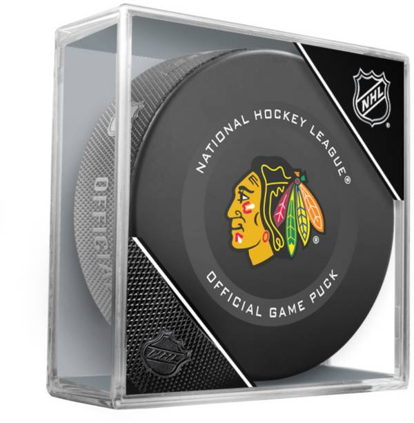 Sher-Wood Chicago Blackhawks Autograph Puck product image