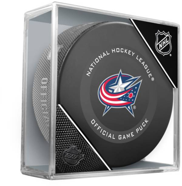 Sher-Wood Columbus Bluejackets Autograph Puck product image
