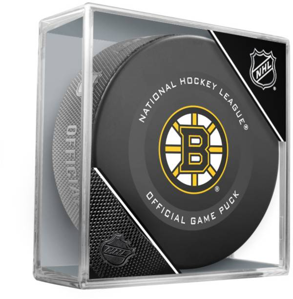 Sher-Wood Boston Bruins Autograph Puck product image