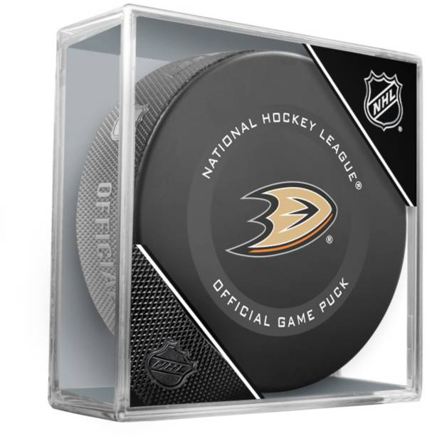 Sher-Wood Anaheim Ducks Autograph Puck product image