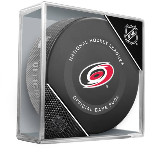 Sher-Wood Carolina Hurricanes Autograph Puck product image
