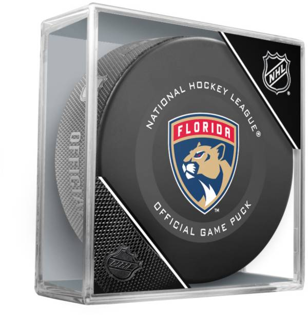 Sher-Wood Florida Panthers Autograph Puck product image