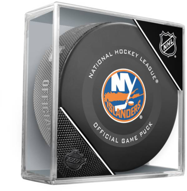 Sher-Wood New York Islanders Autograph Puck product image