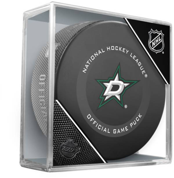Sher-Wood Dallas Stars Autograph Puck product image