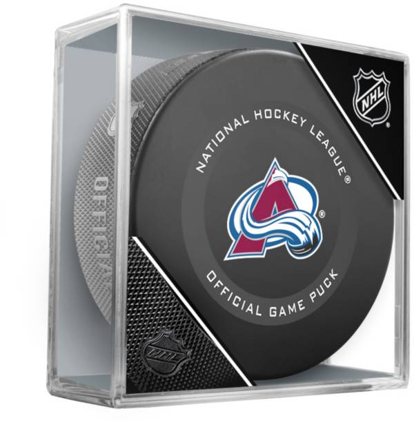 Sher-Wood Colorado Avalanche Autograph Puck product image