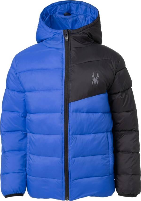Spyder Boys' Ace Short Puffer Jacket product image