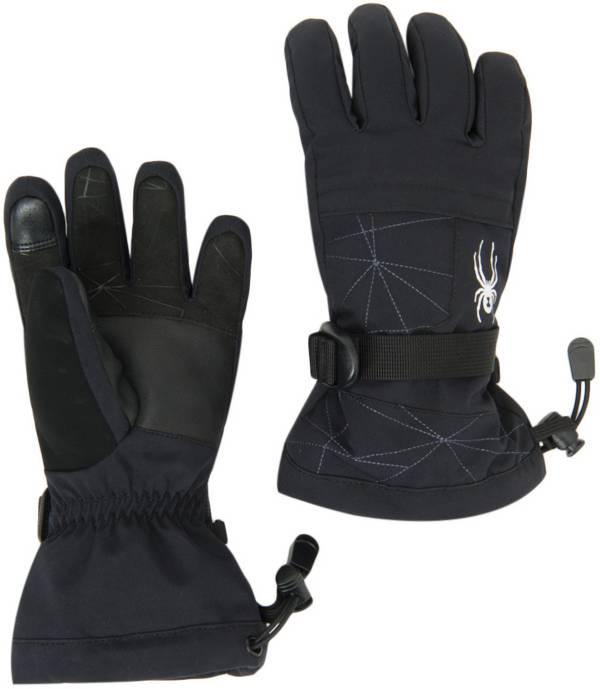 Spyder Boys' Overweb Gloves product image
