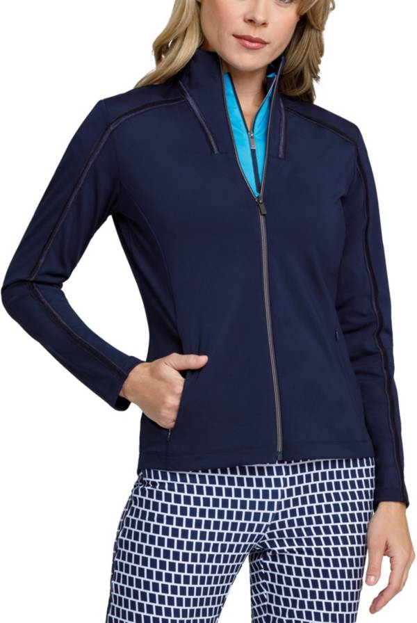Tail Women's Modified Neck Full-Zip Golf Jacket product image