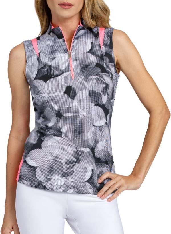 Tail Women's Sleeveless Mock Neck Golf Polo product image