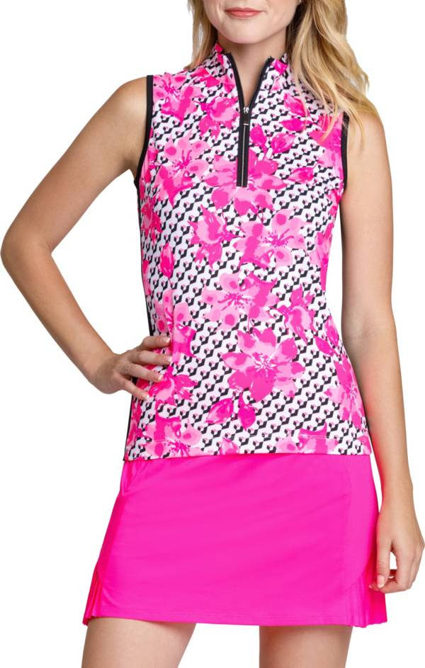 Tail Women's Sleeveless ¼ Zip Golf Top product image