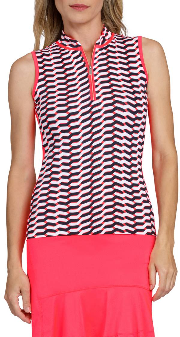 Tail Women's Kamryn Sleeveless Golf Polo product image