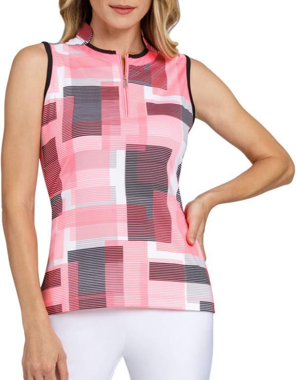 Tail Women's Sleeveless Novelty Collar Golf Polo product image