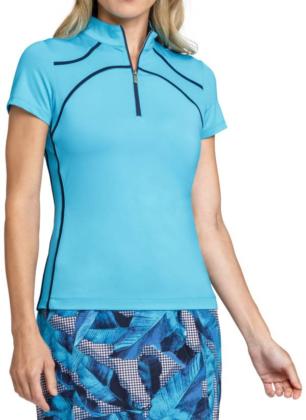 Tail Women's Paislee Short Sleeve Golf Polo product image