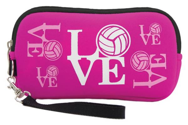 Tandem Volleyball Clutch Pouch product image