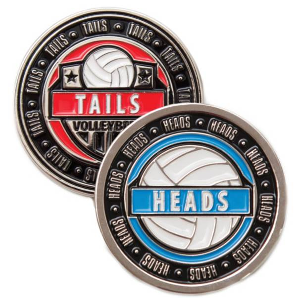 Tandem Volleyball Official Flip Coin product image