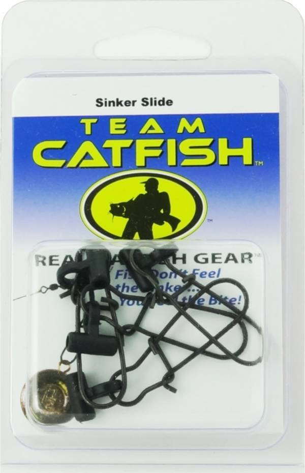Team Catfish Sinker Slide Snap Swivel product image