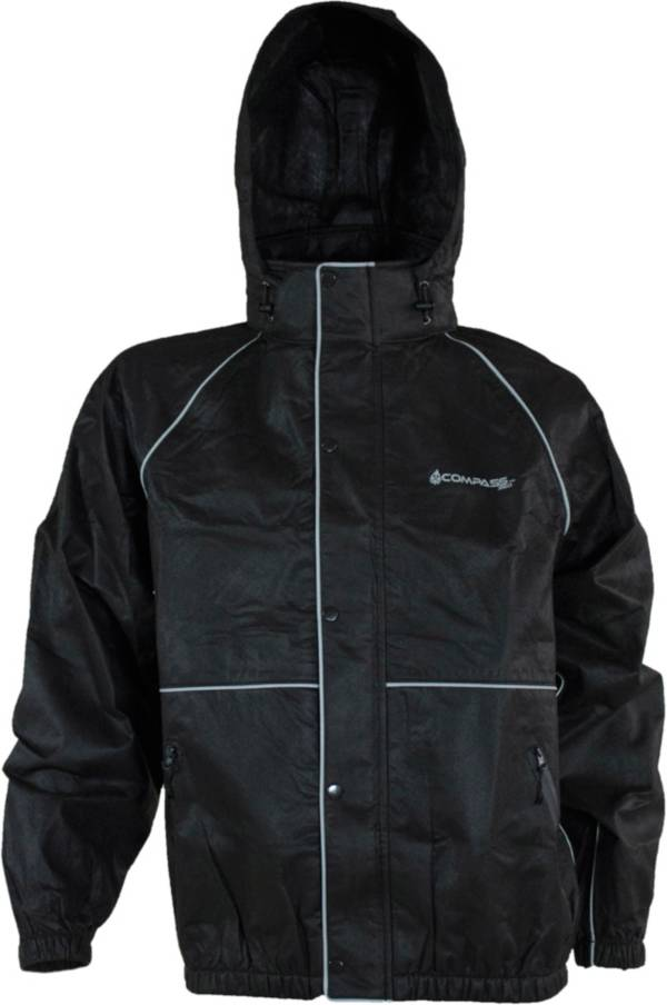 Compass 360 ROADTEK Reflective Waterproof Breathable Rain Jacket product image