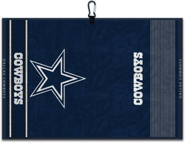Team Effort Dallas Cowboys Embroidered Face-Club Golf Towel product image