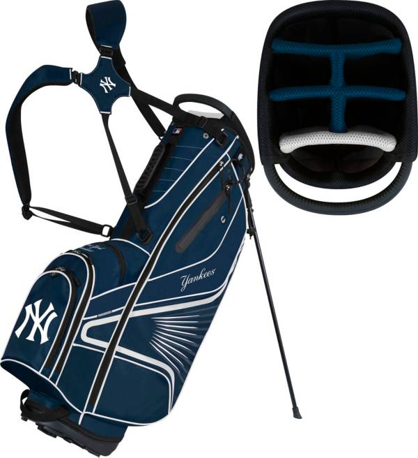 Team Effort New York Yankees Caddy Stand Golf Bag product image