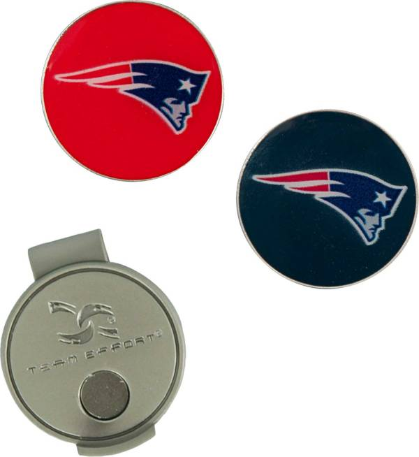 Team Effort New England Patriots Hat Clip and Ball Markers product image