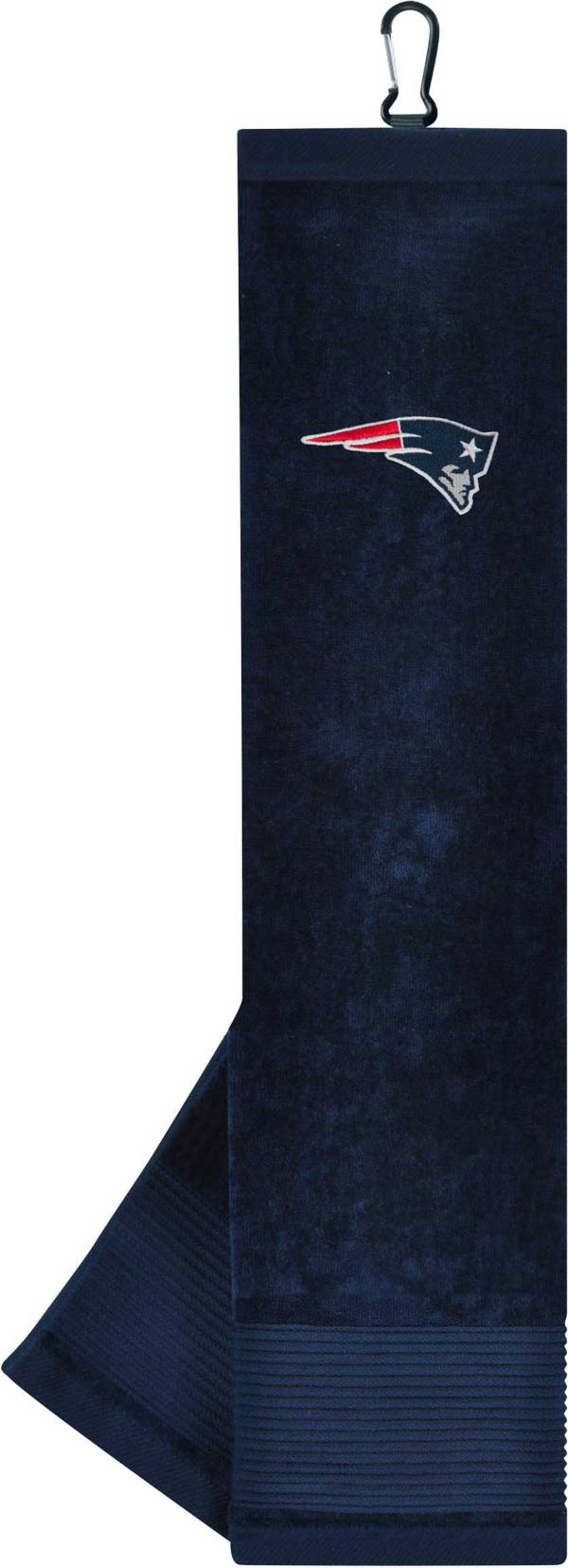 Team Effort New England Patriots Embroidered Face-Club Golf Towel product image