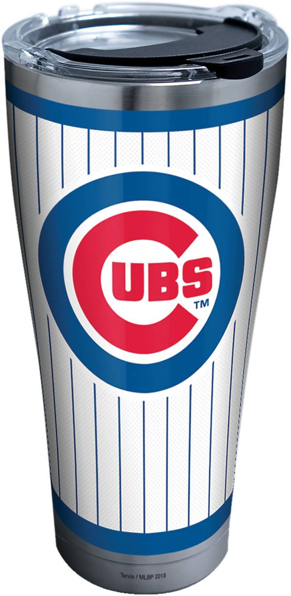 Tervis Chicago Cubs 30oz. Stainless Steel Pinstripe Tumbler product image