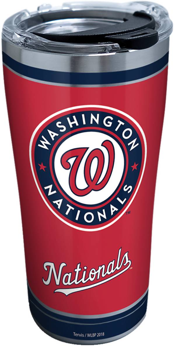 Tervis Washington Nationals 30oz. Stainless Steel Home Run Tumbler product image