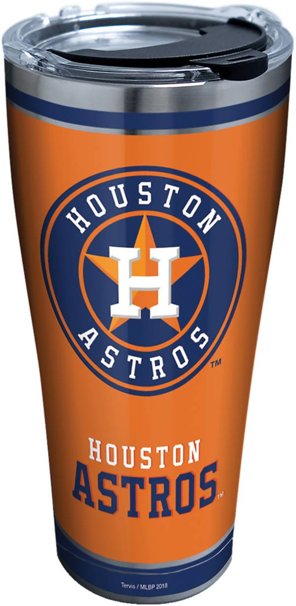 Tervis Houston Astros 30oz. Stainless Steel Home Run Tumbler product image