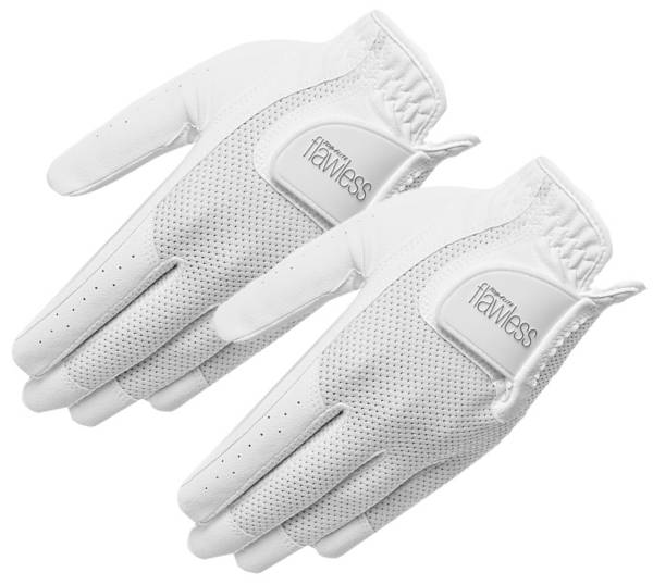 2019 Top Flite Women's Flawless Golf Glove – 2 Pack product image