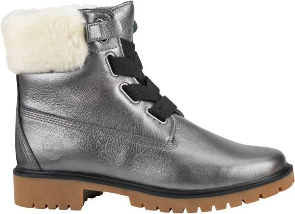 Timberland Women's Jayne 6'' Shearling Metallic Waterproof Casual Boots product image