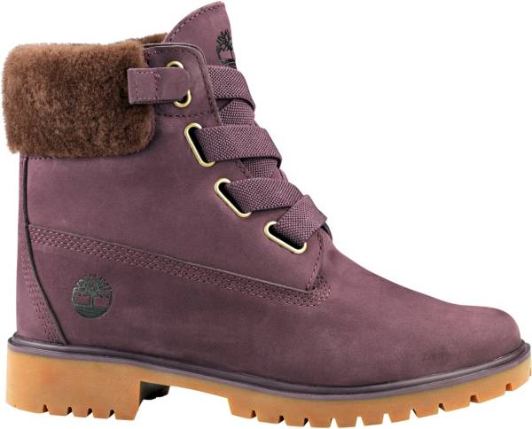 Timberland Women's Jayne 6'' Shearling Waterproof Casual Boots product image