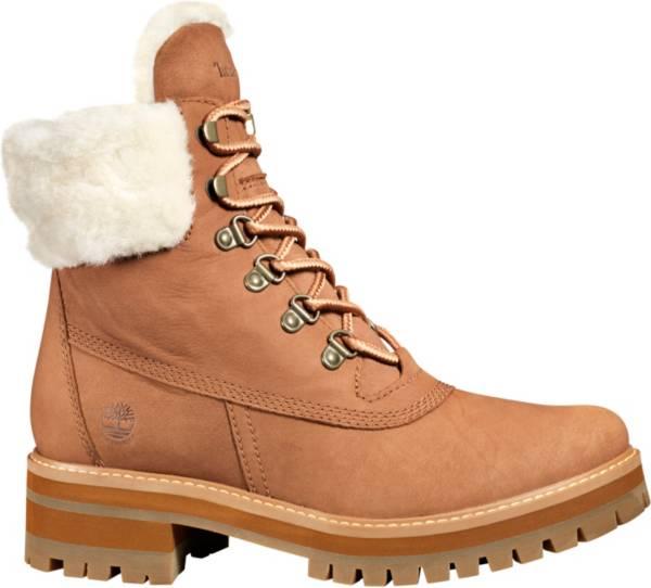 Timberland Women's Courmayeur Shearling Waterproof Winter Boots product image