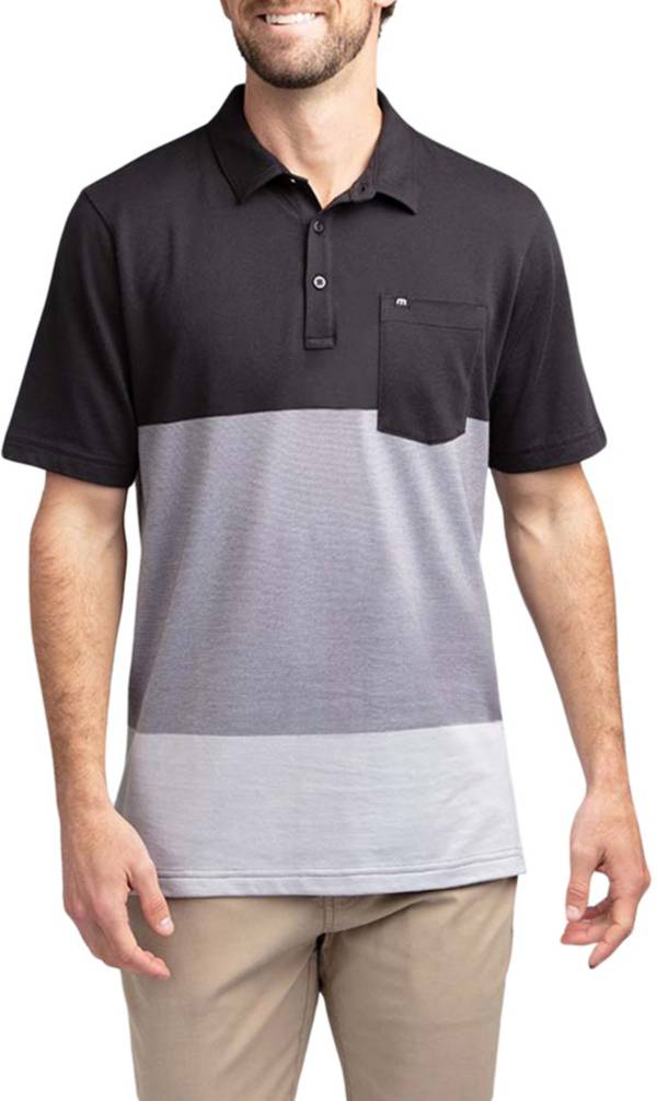 TravisMathew Men's Caddy Daddy Golf Polo product image
