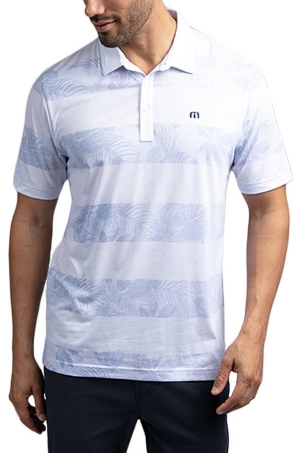 TravisMathew Men's Frosty Glass Golf Polo product image